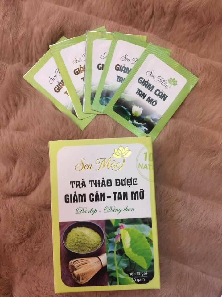 Cách sử dụng trà giảm cân Sen Mộc để đạt hiệu quả cao nhất